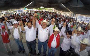 El PRI pretende volver a gobernar Michoacán