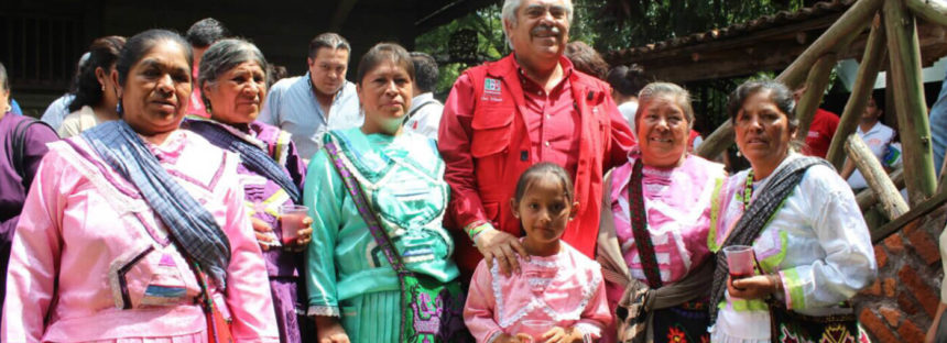 Las cocineras tradicionales también se suman al proyecto de Chon Orihuela