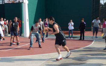 Michoacán requiere un gobernador joven, sano que propicie a  convivencia familiar y apoye al deporte: PRD