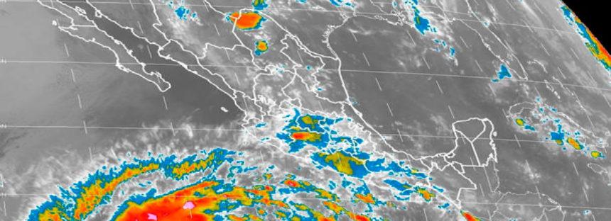 Se pronostican lluvias muy fuertes en Coahuila, Jalisco, Michoacán y Guerrero