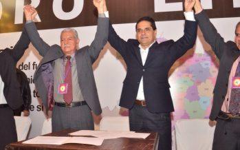 Con una mayoría contundente Silvano pretende gobernar Michoacán