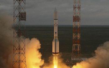 La pérdida del satélite mexicano Centenario deja al programa espacial ruso fuera de órbita