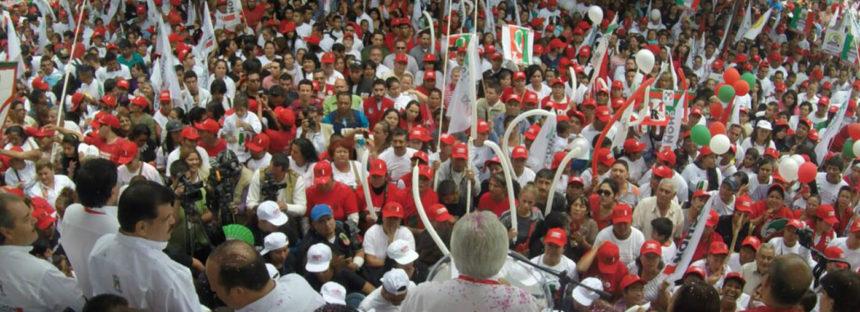 Llegó el momento de la reconciliación en Michoacán con Chon Orihuela como gobernador