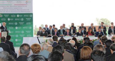 Cuatro ANP tiene ya sendos planes de manejo para aprovechamiento sustentable de recursos
