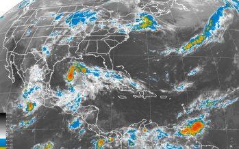 La tormenta Carlos provocará lluvias en Michoacán, Guerrero, Colima y Jalisco