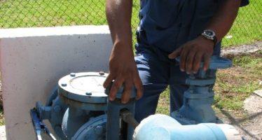 En Morelia, mantenimiento a pozo mariano Escobedo III