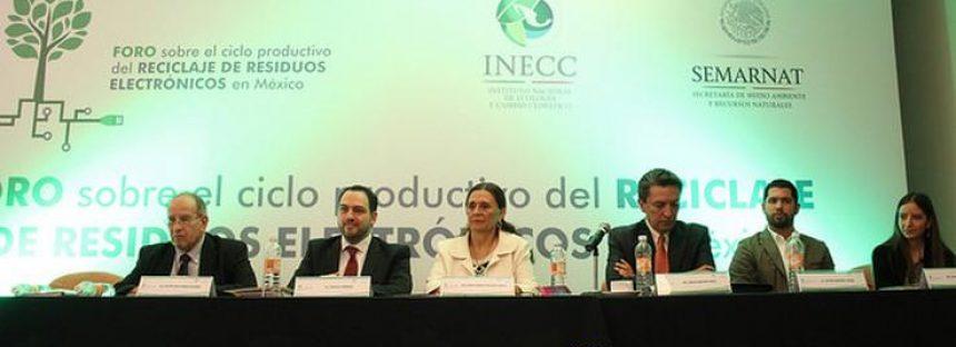 Ya es serio el problema de residuos electrónicos en México