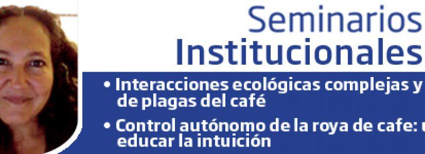 Plagas del café, seminarios con expertos en el INECOL