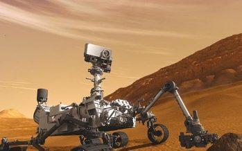 Hallan depósitos de vidrio en cráteres marcianos