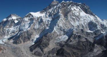 El volumen de los glaciares del Everest podría reducirse hasta un 99% en 2100