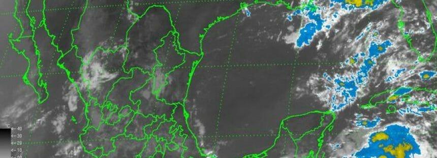 Lluvias severas en Oaxaca y Chiapas por baja presión en el Pacífico; riesgo de ciclón