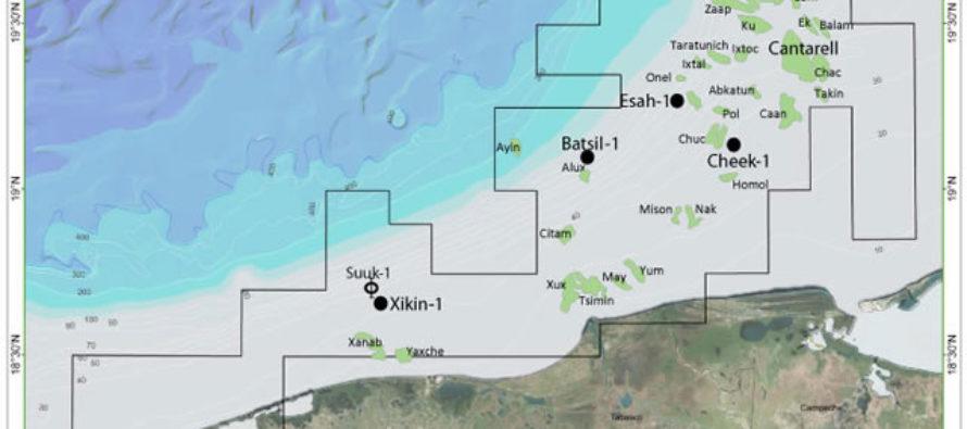 Nuevos yacimientos de petróleo y gas descubre Pemex en litoral de Tabasco en el Golfo de México