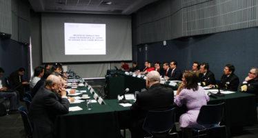 Se reúne Gobierno Federal para atención del sargazo en playas mexicanas