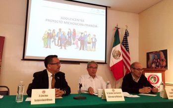 Presenta gobernador Jara proyecto Casa del Adolescente