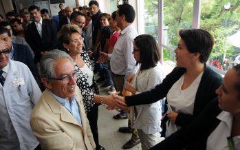 Reconoce secretaria de Salud, esfuerzos por elevar la calidad de servicios médicos de michoacanos