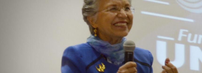 Silvia Torres-Peimbert fue electa presidenta de la Unión Astronómica Internacional (IAU, por su sigla en inglés),