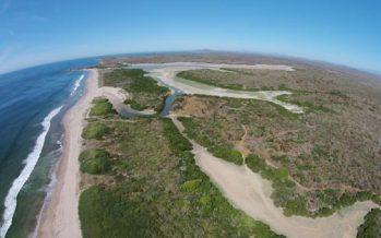 Estudian zonas arqueológicas de Sinaloa con el dron Bitachi I