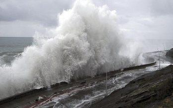 Leves subidas de temperaturas incrementan los niveles del mar en seis metros