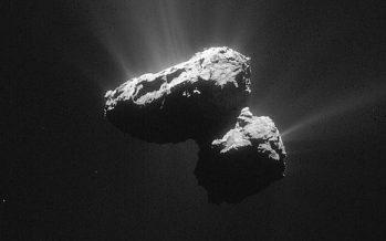 Philae encuentra moléculas precursoras de la vida en el Sistema Solar