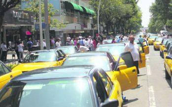 Prevén un sábado de caos vial por cuatro marchas