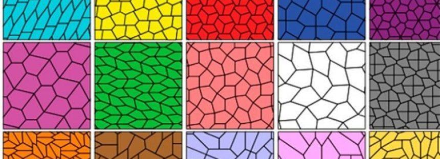 'Bomba' en el mundo matemático: hallan nuevo pentágono que recubre el plano sin dejar huecos