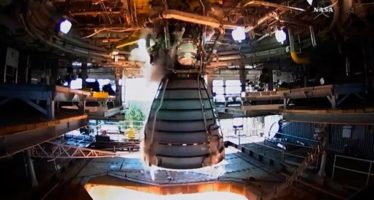 La NASA prueba el 'súper motor' que algún día nos llevará a Marte
