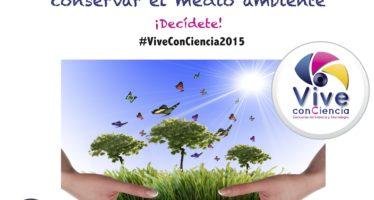 Concurso Vive Conciencia convoca a jóvenes talentosos de todo el país