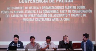 """Quieren playas, bosques, minas en Ostula, por eso la campaña """"de exterminio"""": comuneros"""