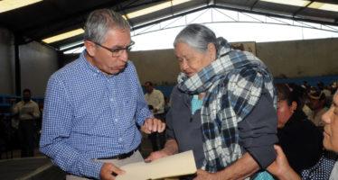 Seguro agropecuario catastrófico en Michoacán