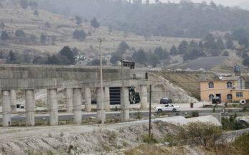 Piden a la CNDH intervenga para detener obras de la autopista Toluca-Naucalpan