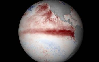 ¿Será el fenómeno de 'El Niño' de 2015 el más intenso registrado?