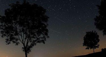 ¿Es peligrosa la lluvia de estrellas fugaces?