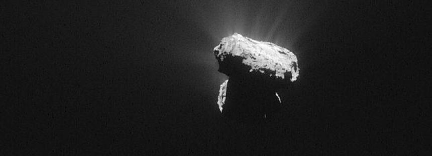 """Primeras imágenes de """"Chury"""" en su máxima aproximación al Sol"""