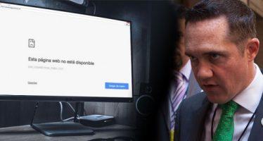 Rubalcava y empleado de Televisa operan acoso a medios, periodistas y políticos, revela investigación de la PF