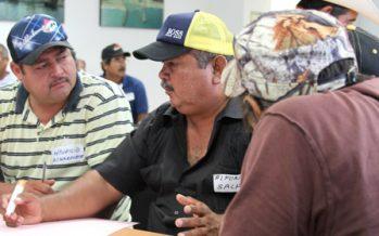 Vía PROPESCA se entregan 21.5 MDP a pescadores y acuacultores