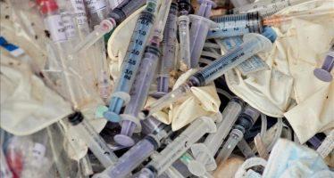 Multa de 2,2 millones por repartirse la gestión de los residuos sanitarios