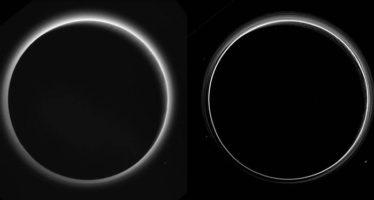 NASA publica fotos altamente detalladas de Plutón