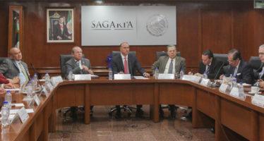 Analizan SAGARPA y legisladores de Sinaloa avances y retos en el sector agrícola de la entidad