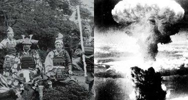 El código Bushido y las bombas de Hiroshima y Nagasaki