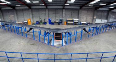 Aquila, el dron gigante de Facebook para ampliar cobertura mundial de la Internet