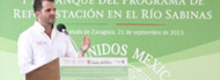 Avances en materia ambiental en Coahuila