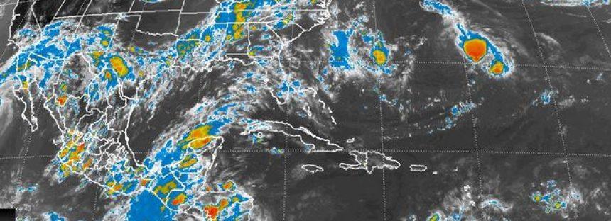 Se pronostican lluvias de fuertes a intensas enBaja California Sur, Sonora, Sinaloa, Chihuahua Y Durango