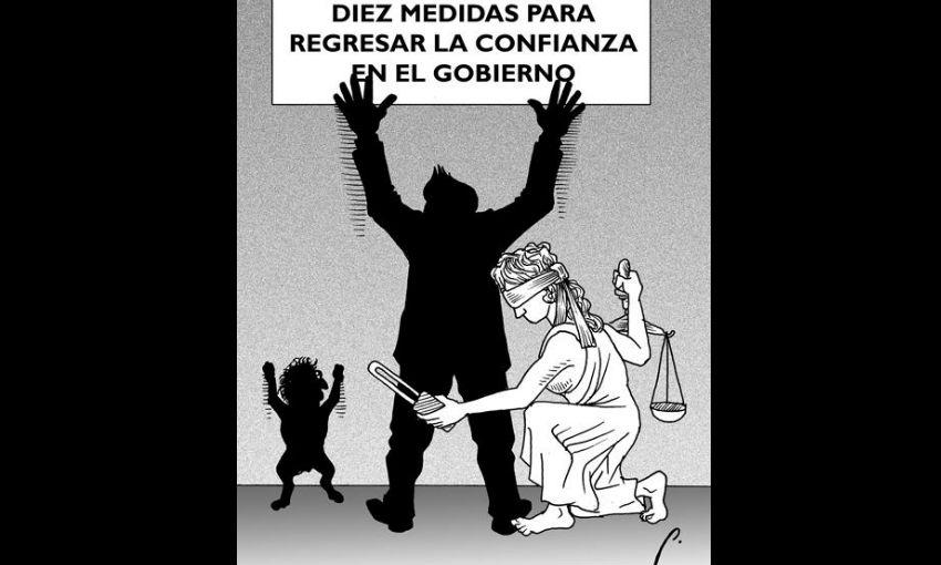 Perujo en El Economista.