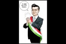 Los cartones después del informe de EPN
