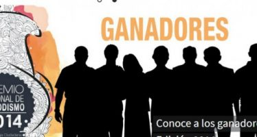 Otorgan Premio Nacional de Periodismo al reportaje sobre casa blanca de EPN