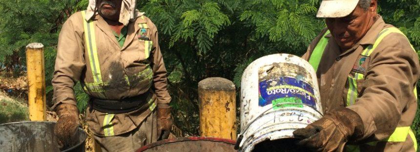 Interponen denuncia penal contra responsable del incendio de bodegas en Nuevo León al contaminar el río Pesquería