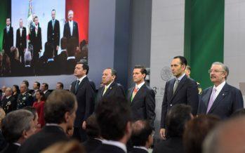 Avanzar sin dividir; reformar sin excluir; transformar sin destruir, propone Enrique Peña Nieto