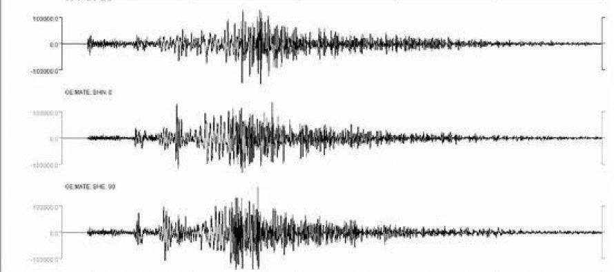 Se Registran Al Menos 7 Sismos En Sinaloa Este Domingo; No Existe Alerta De Tsunami
