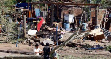 """""""Emergencia extraordinaria"""" en 56 municipios de Jalisco, Colima y Nayarit, tras huracán 'Patricia'."""