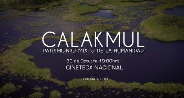 Documental: Calakmul Patrimonio Mixto de la Humanidad